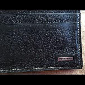 Michael Kors men's wallet